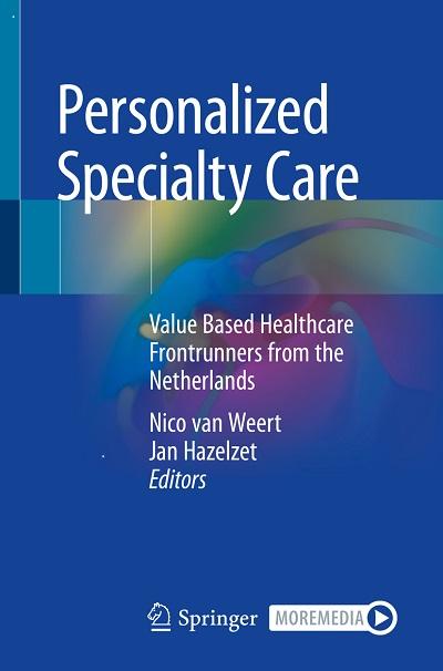 afbeelding Boek 'Gepersonaliseerde medische zorg' nu ook in het Engels beschikbaar
