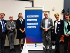 NFU-consortium Kwaliteit van Zorg en Zorginstituut Nederland intensiveren samenwerking in Academische Werkplaats