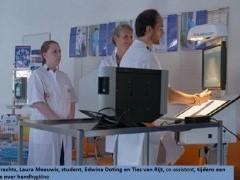 Dr. Edwina Doting (arts-microbioloog UMCG): 'Ik wil levenslang blijven leren'