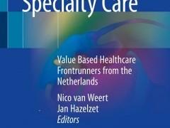 Boek 'Gepersonaliseerde medische zorg' nu ook in het Engels beschikbaar
