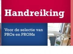 Expertisenetwerk PRO schrijft Handreiking