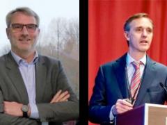 Nieuwe consortiumleden: Dave Dongelmans en Maarten van der Laan