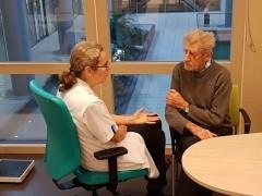 Polikliniek Complexe Behandelbeslissingen begint bij het verwachte eindpunt