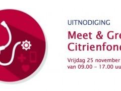 Uitgenodigd: Meet & Greet Citrienfonds