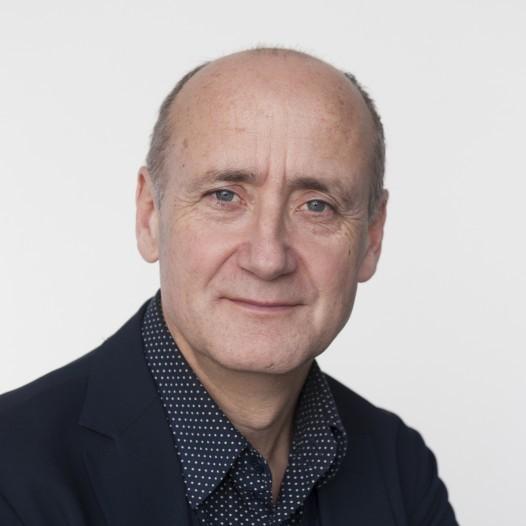 Portret prof. dr. Ate van der Zee