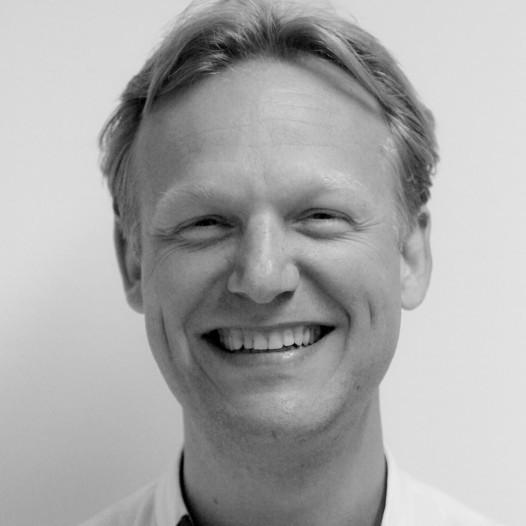 Portret dr. Bas Wallis de Vries