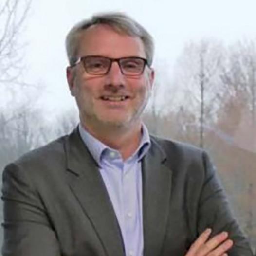 Portret dr. Dave Dongelmans