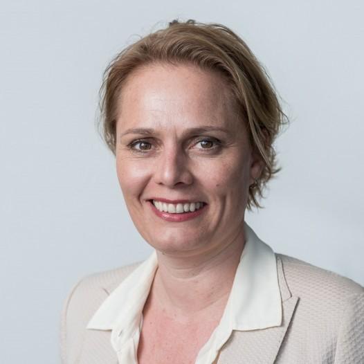 Portret dr. Greetje de Grooth