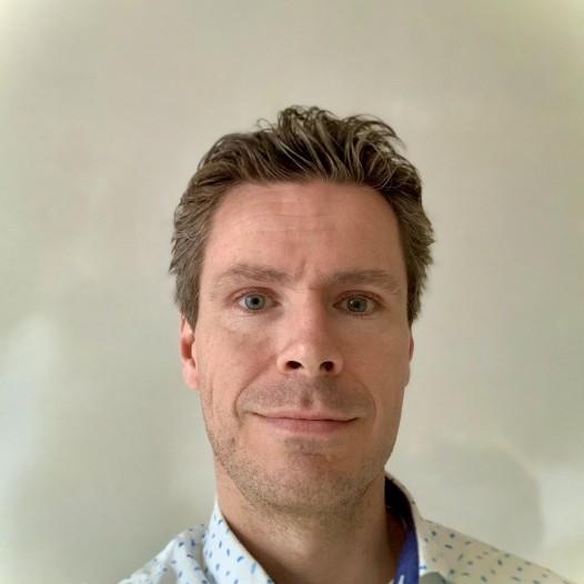 Portret dr. Joris Fuijkschot