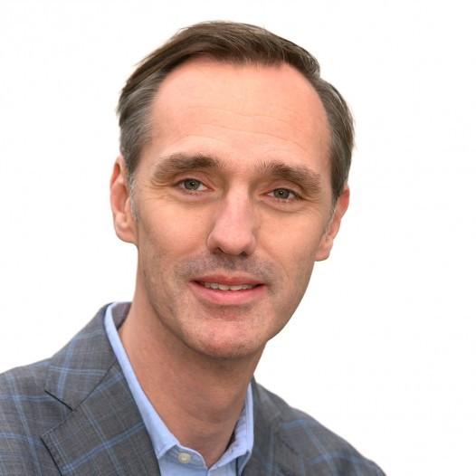 Portret dr. Maarten van der Laan
